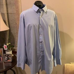 Men's stretch tailored shirt